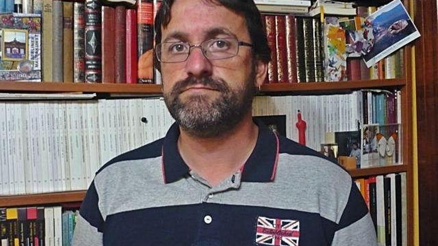 Rodríguez Medina, académico de la llingua