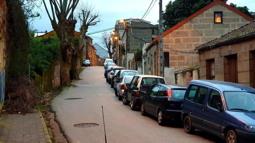 Detenido un varón en Canadelo Baixo por violencia familiar