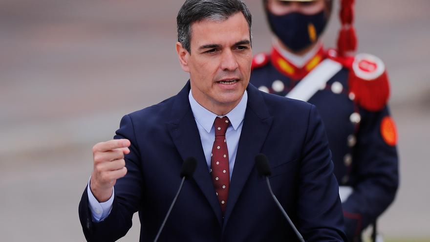 """Sánchez pide a los ciudadanos """"comprensión y magnanimidad"""" ante los indultos"""