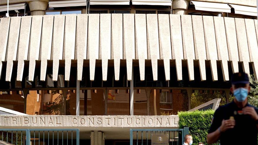 El magistrado Xiol reprocha a sus compañeros del TC la confusión que genera la anulación del confinamiento