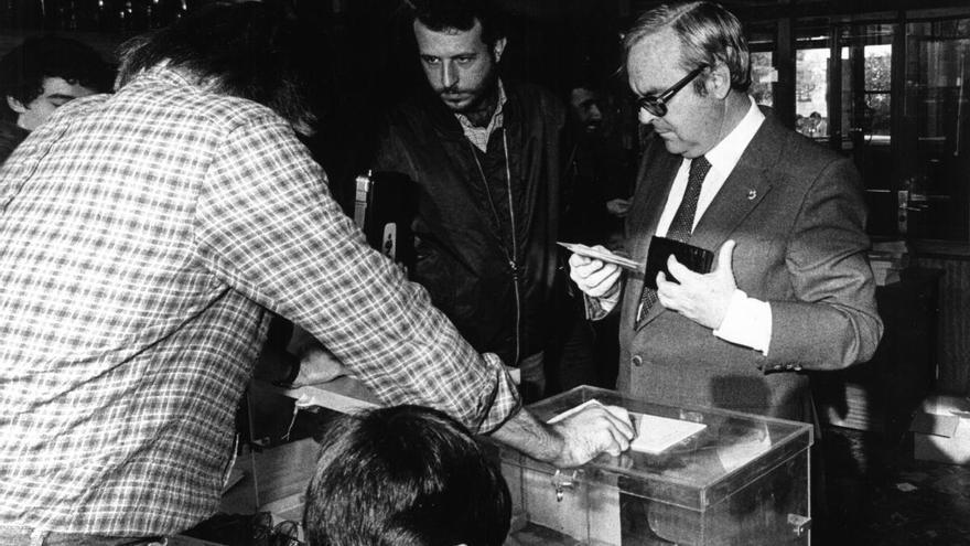 La democracia que se abrió paso desde los ayuntamientos