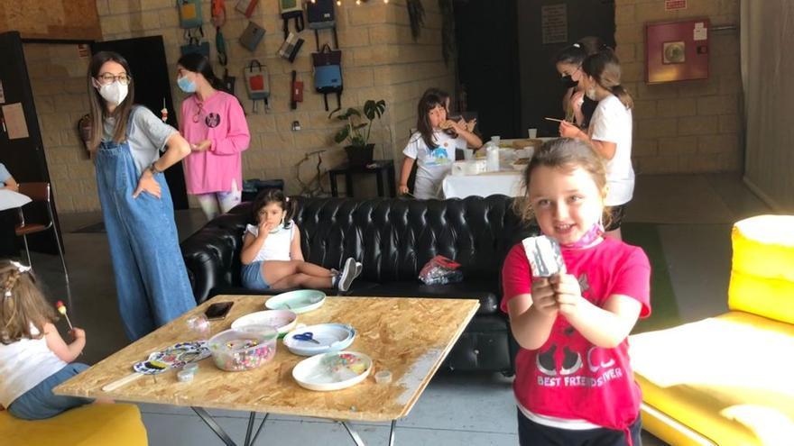 """Siero: creatividad con ritmo para """"alejar a los niños de móviles y pantallas"""""""