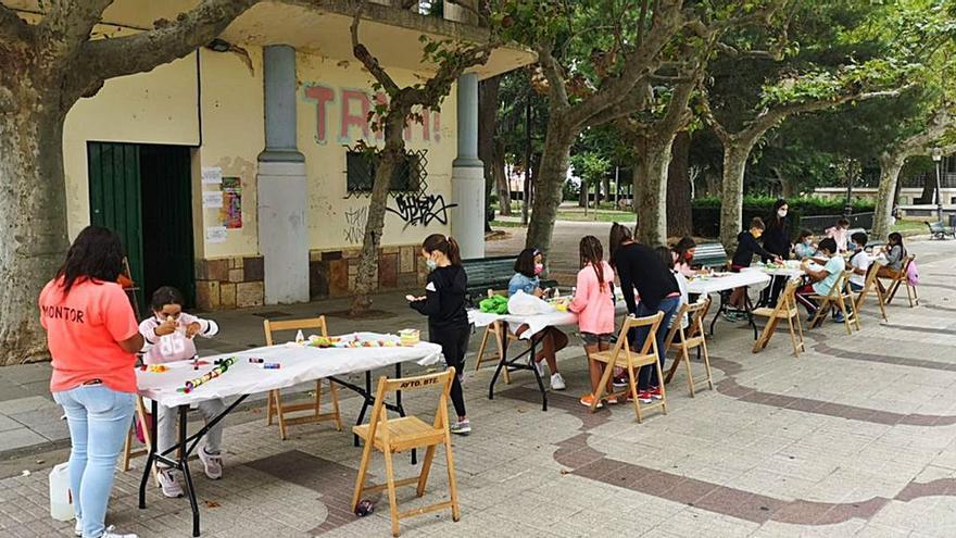 Catorce participantes en una nueva propuesta del Punto Joven, en Benavente