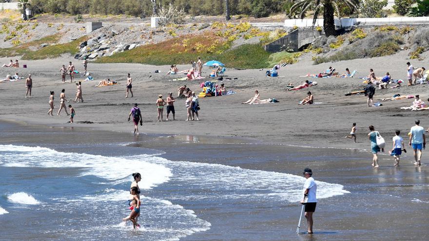 El semáforo online del aforo de las playas recibe 146.000 visitas