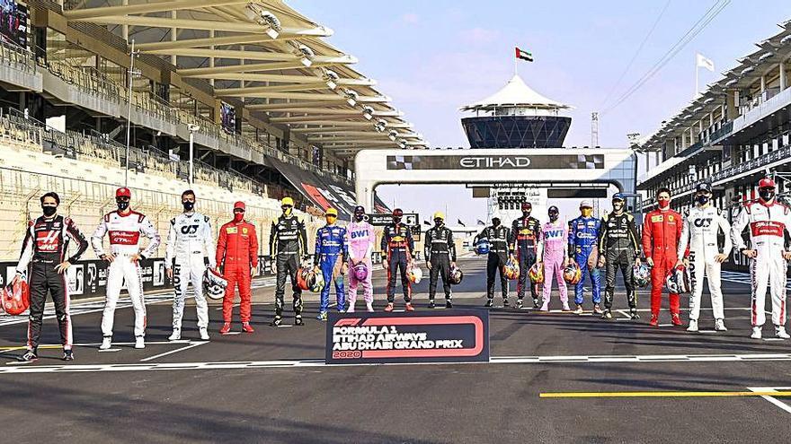 Verstappen se impone en la última cita de la temporada