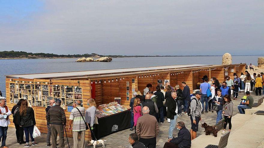 L'Escala, Vila del Llibre s'emplena de cultura literària mallorquina
