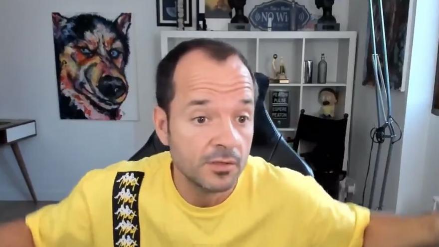 """El aplaudido mensaje de Ángel Martín por la muerte de Samuel: """"Es un asesinato homófobo"""""""