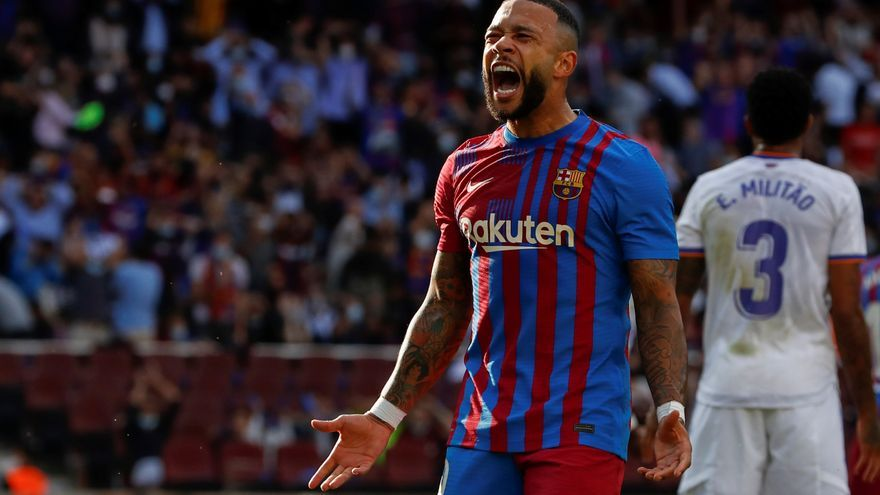 El Barça cau davant el Madrid en un partit sense brillantor (1-2)
