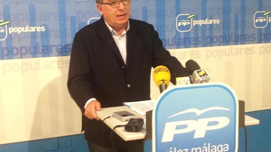 El PP ofrece al PSOE compartir la Alcaldía de Vélez-Málaga dos años cada uno