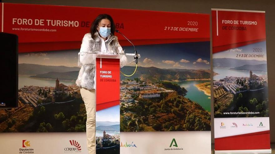 La Diputación de Córdoba aborda en un Foro de Turismo los retos del sector tras la pandemia