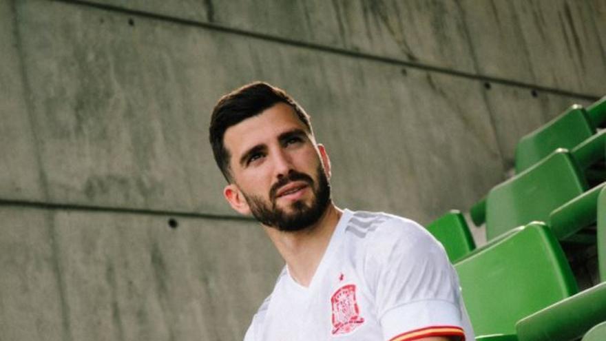 """Gayà: """"Ojalá pueda seguir mucho tiempo en el Valencia CF"""""""