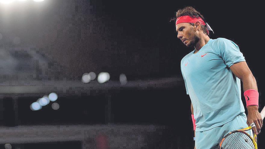 Nadal eleva la exigencia ante la semifinal de Roland Garros