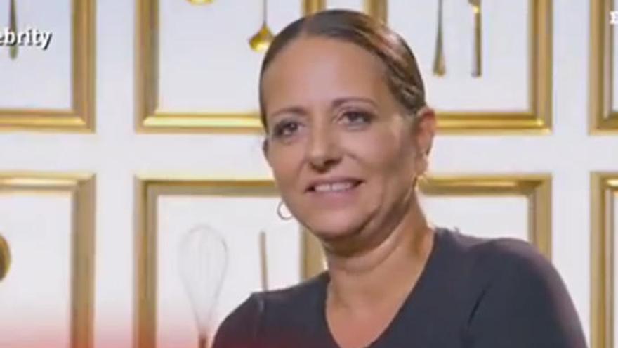 Yolanda Ramos se despide de 'MasterChef Celebrity', a las puertas de la final