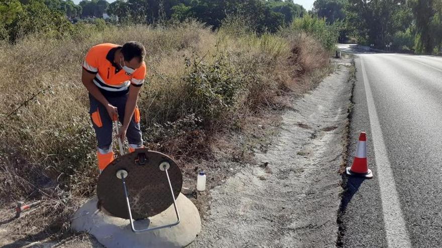 El análisis de aguas residuales de Riba-roja detecta una baja presencia de covid-19