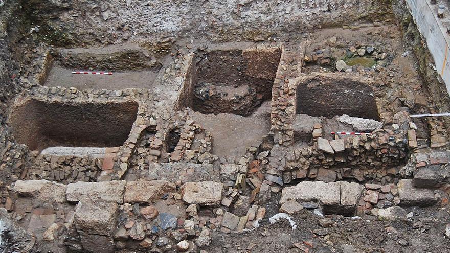 Urbanismo redacta un proyecto para hacer visitable  la villa romana del Thyssen