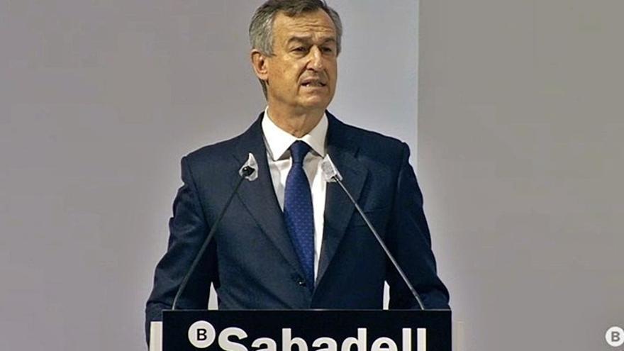 El Pla Estratègic del Sabadell inclou nous ajustos i guanys de 700 milions per al 2023