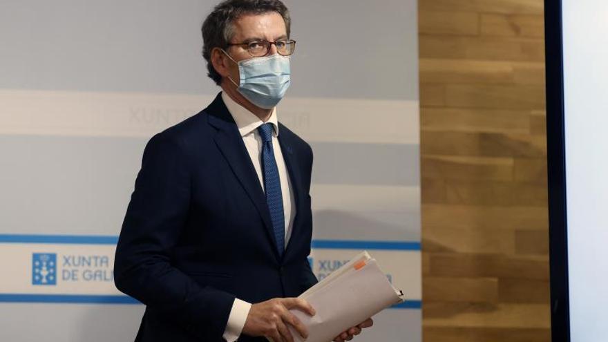 Feijóo celebra el aval del Superior de Galicia a las medidas de la Xunta tras el estado de alarma