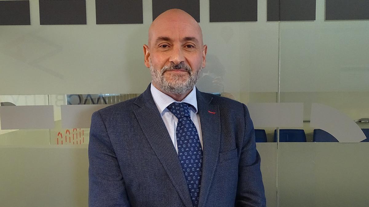 Carlos González Lozano, nuevo directo general de Vitrasa