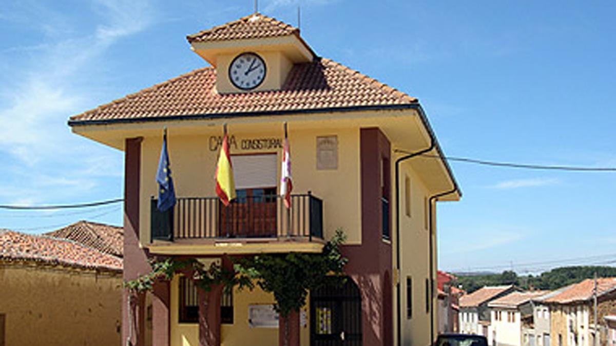 Ayuntamiento de Villabrázaro. / E .P.