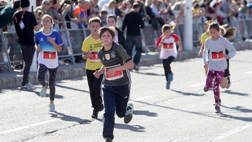 La Mini Maratón Valencia en imágenes (Maraton Kids)