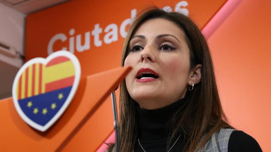 Lorena Roldán substituirà Inés Arrimadas com a líder de Cs a Catalunya