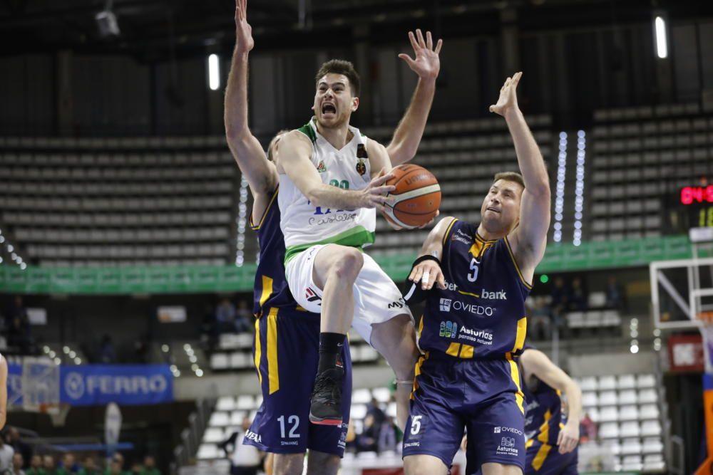 TAU Castelló-Liberbank Oviedo Baloncesto