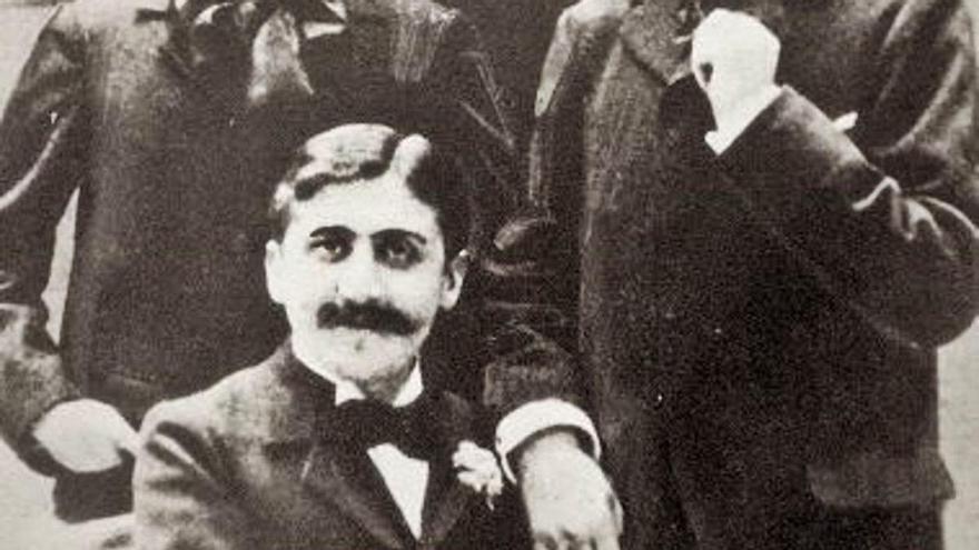 Marcel Proust, los escritos inéditos del genio