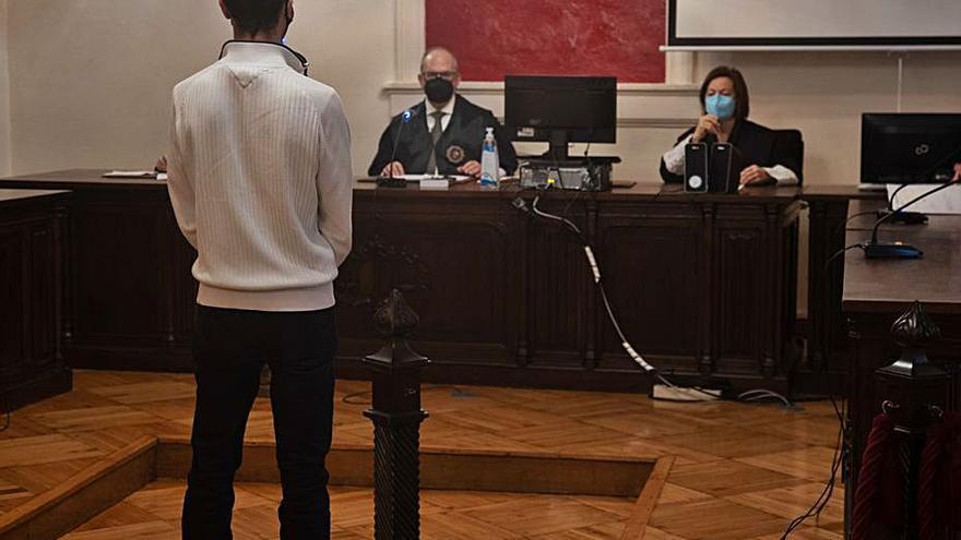 El joven que mantuvo sexo con una menor en Zamora, condenado a dos años y medio de prisión