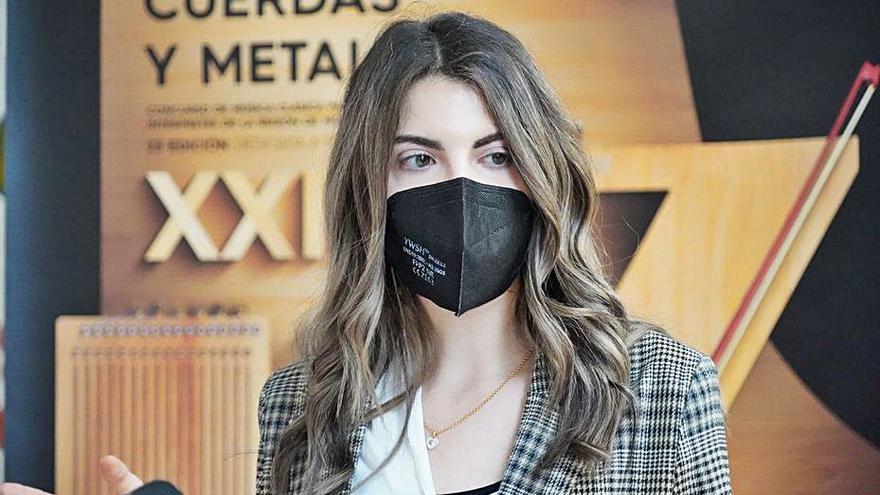 La totanera Mª Ángeles Ayala será la solista de 'Entre Cuerdas y Metales'