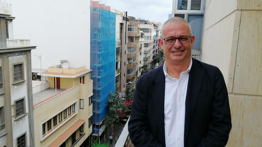 Juan del Río: «El pequeño comercio tiene una oportunidad en el mercado online»