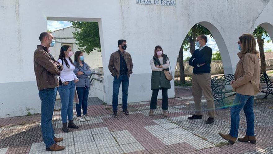 El PP exige a salaya que mejore Rincón de Ballesteros