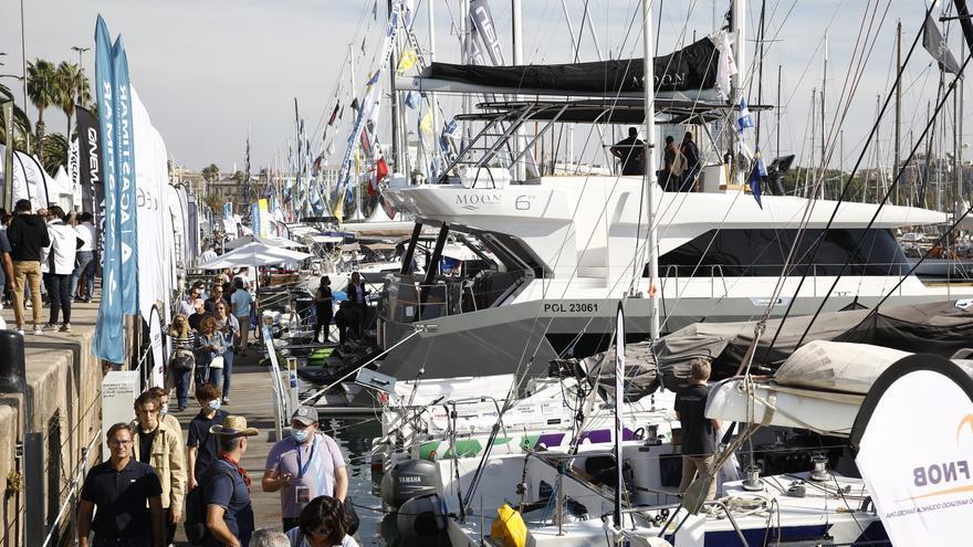 El Saló Nàutic tanca la 59ena edició amb més de 51.000 visitants