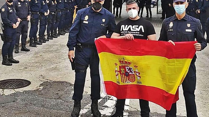 «La meva carrera policial es va acabar aquella nit fatídica»