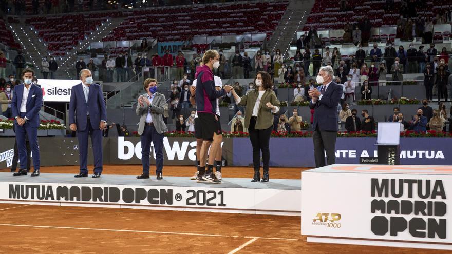 El torneo Mutua Madrid Open renueva hasta el año 2030