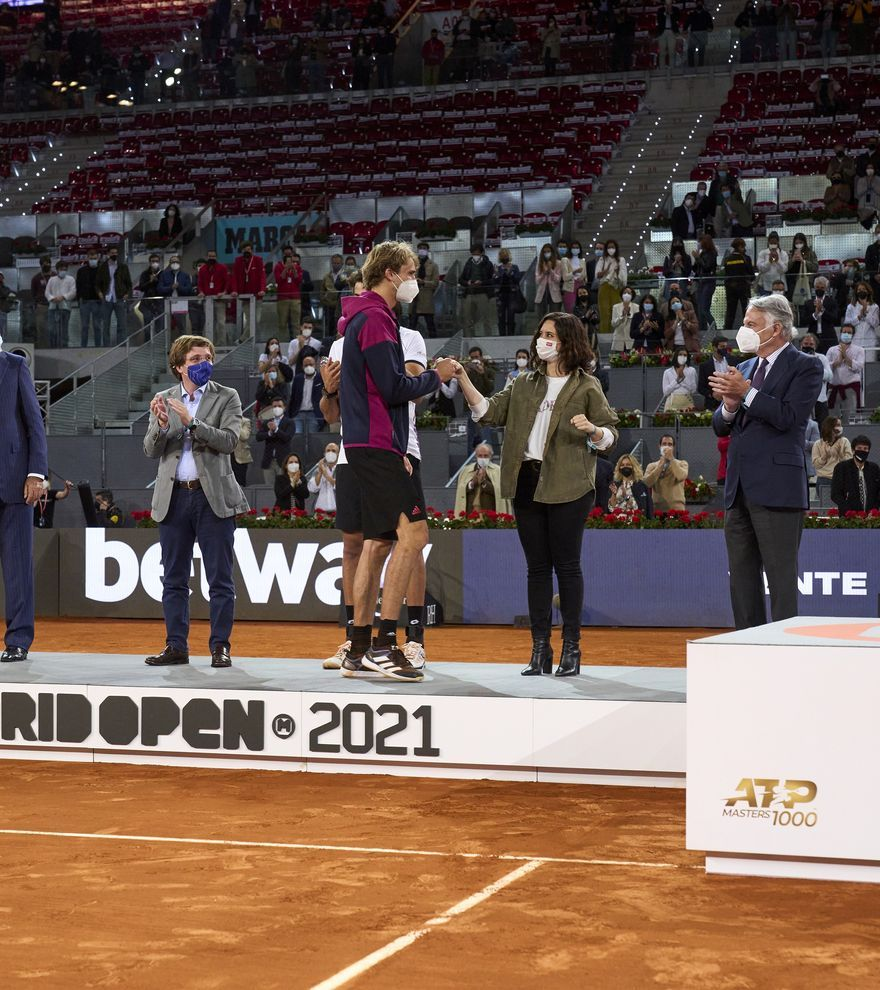 El Madrid Open de tenis renueva su contrato hasta 2030