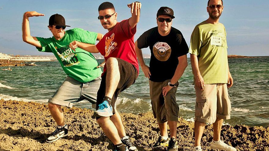 'Vacaciones en el Mar', el disco que cambió el hip hop, cumple 25 años