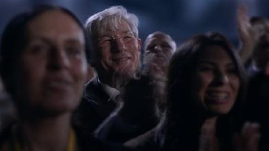 CRÍTICA: «Norman, el hombre que lo conseguía todo» és un film per al lluïment de Richard Gere