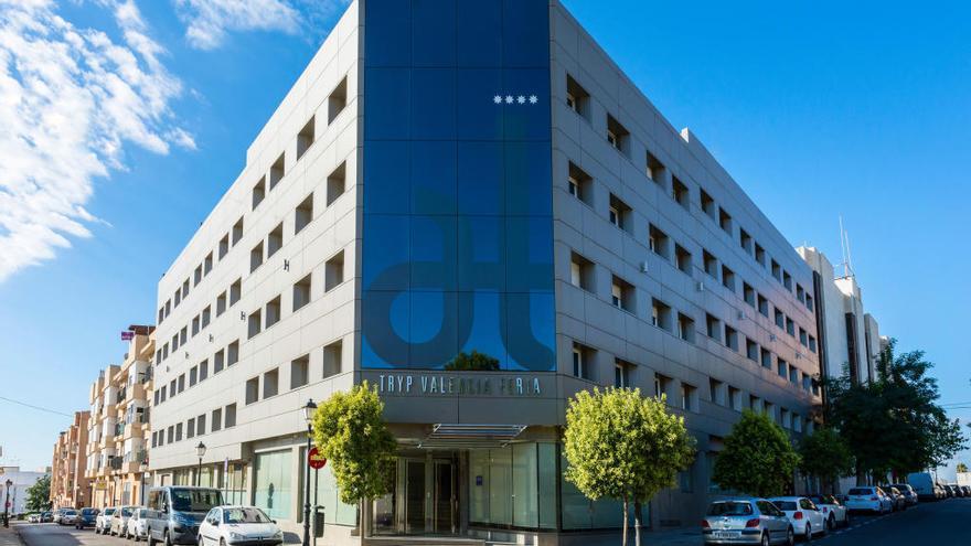 Port Hotels se queda con el Tryp Valencia Feria