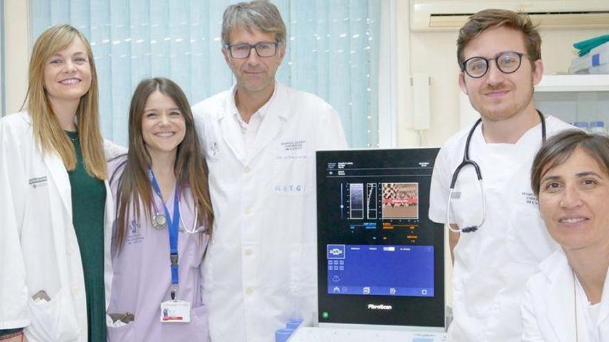 El Hospital General de Castellón se pone a la vanguardia en tratamientos hepáticos