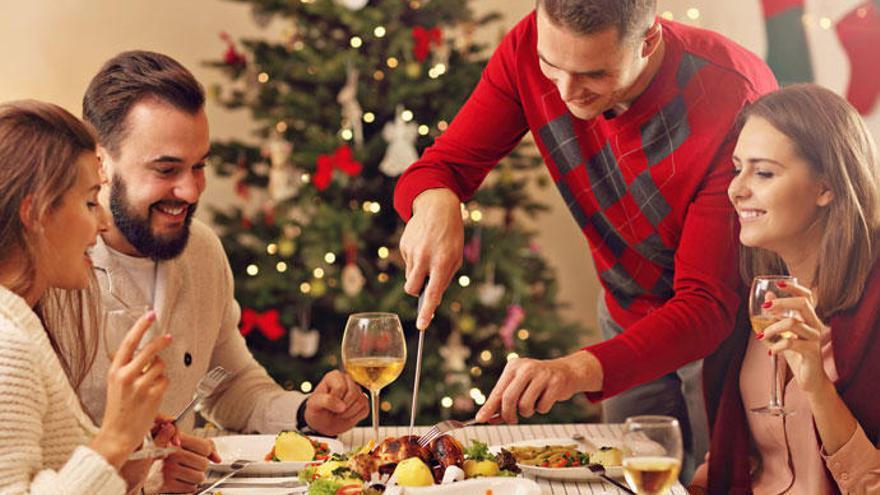 Consejos para llevar una dieta sana tras los excesos navideños