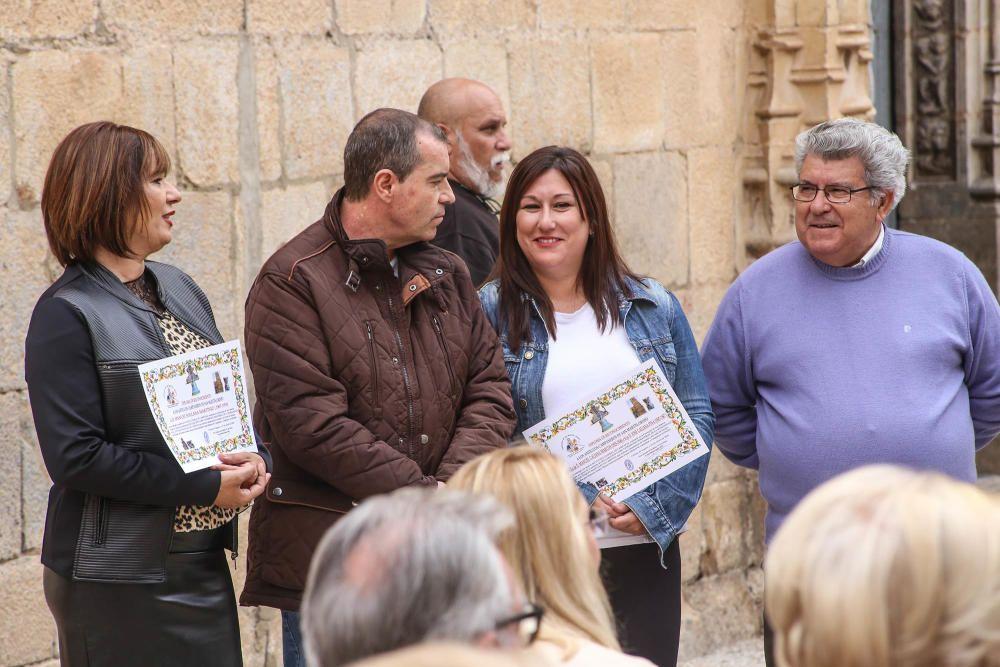 Volteo de campanas en la Iglesia de San Martín de