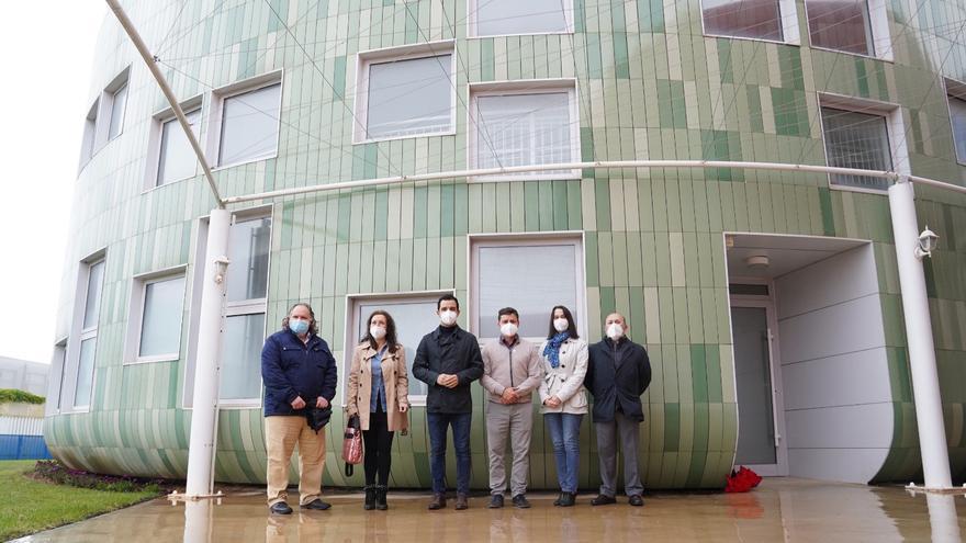 Paterna cede un edificio a Parc Tecnològic para su sede