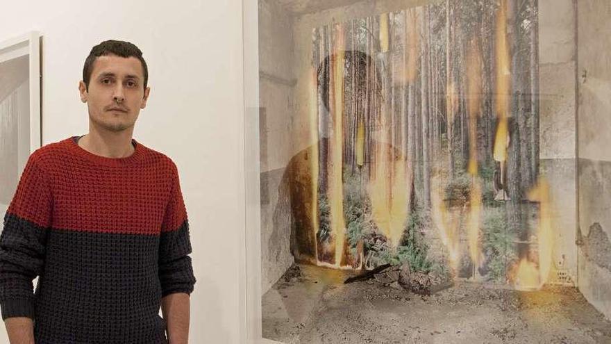 El artista zamorano Antonio Guerra logra una beca de la Fundación Pilar i Joan Miró