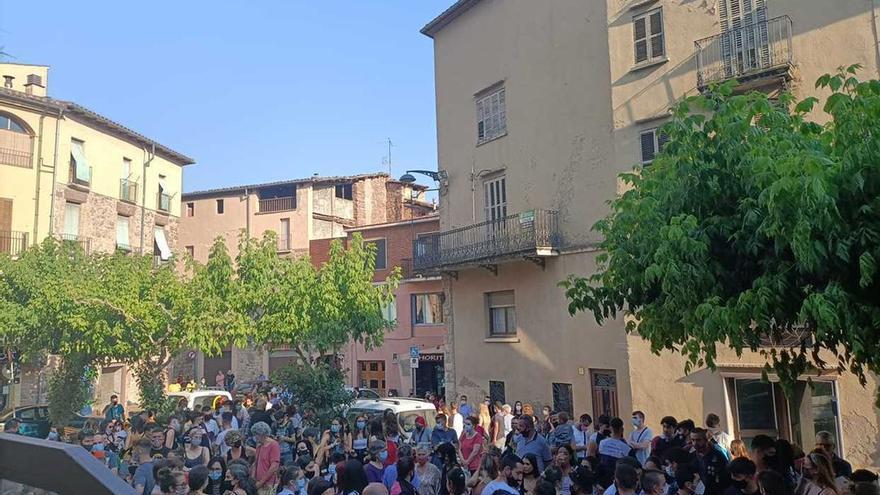 Denuncien una agressió sexual durant la Festa Major de Santpedor