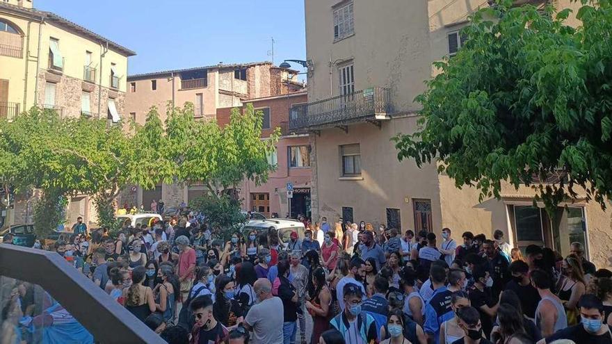 Els Mossos investiguen l'agressió sexual a una menor durant la Festa Major de Santpedor