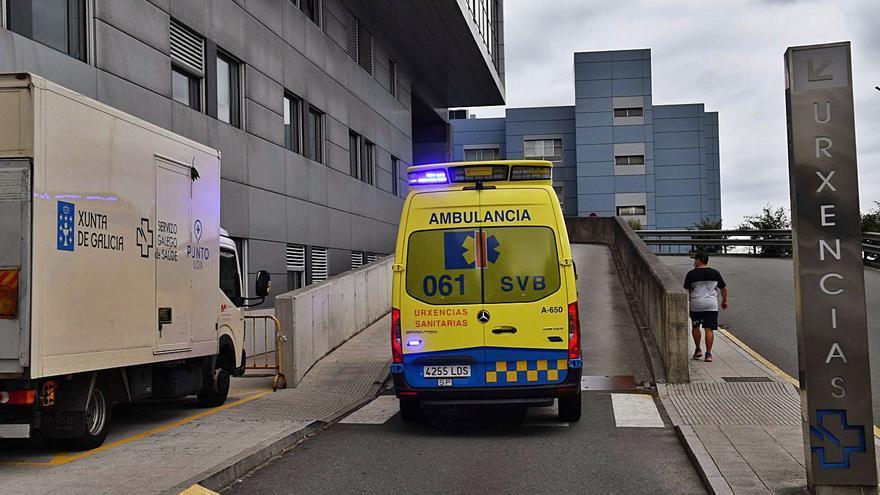 A Coruña, a un paso de superar el máximo de pacientes hospitalizados en toda la pandemia
