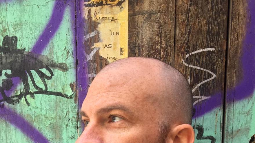Alejandro Morellón, un mallorquín entre los jóvenes escritores españoles con más futuro