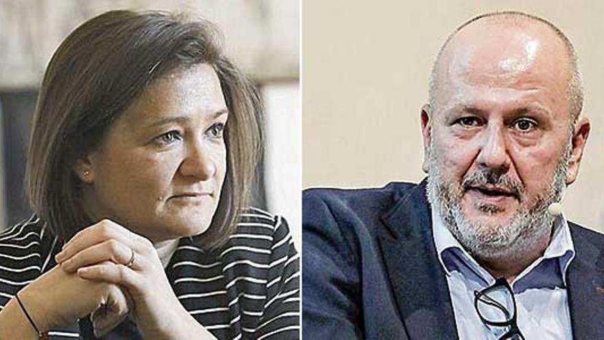 Ensenyat y Garrido se desentienden ahora de cualquier responsabilidad en el rescate del túnel de Sóller