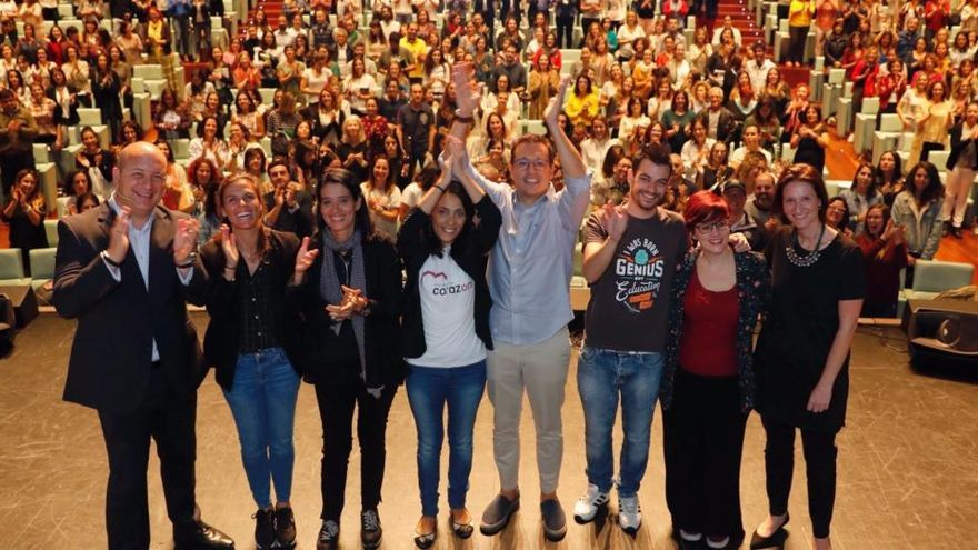 James Rhodes y Sáenz de Cabezón, invitados en el Foro de Educación Faro Impulsa