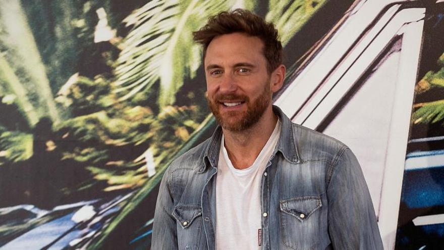 Guetta presenta '7', su primer disco de estudio tras 4 años